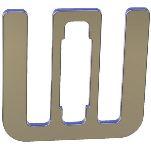 З'єднувач для стрічки шириною 10-12 мм | t-i-t.com.ua