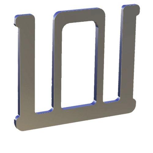 З'єднувач для стрічки шириною 20 мм | t-i-t.com.ua