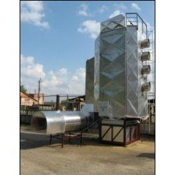 Зерносушарка ЗСШ-3000 газ