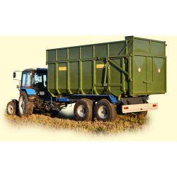 Тракторний самоскидний причіп ТСП-16 до Т-150, ХТЗ, вантажопідйомністю 12,0 т
