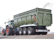 Тракторний самоскидний причіп ТСП-39 (тридем.. | t-i-t.com.ua