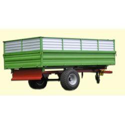 Тракторний самоскидний причіп ТСП-6 до Т-40, МТЗ-80, вантажопідйомністю 4,4 т