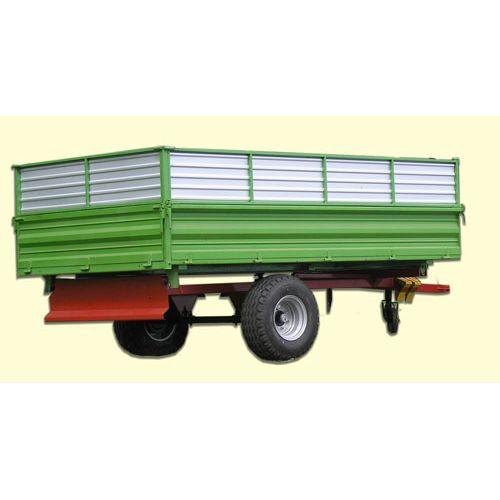 Тракторний самоскидний причіп ТСП-6 до Т-40, МТЗ-80, вантажопідйомністю 4,4 т | t-i-t.com.ua