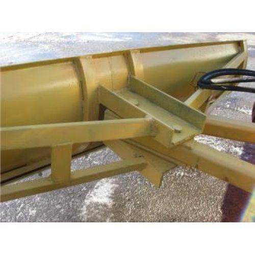 Відвал ВС-2400 до Manitou  (ширина 2,4 м, ручний поворот) | t-i-t.com.ua