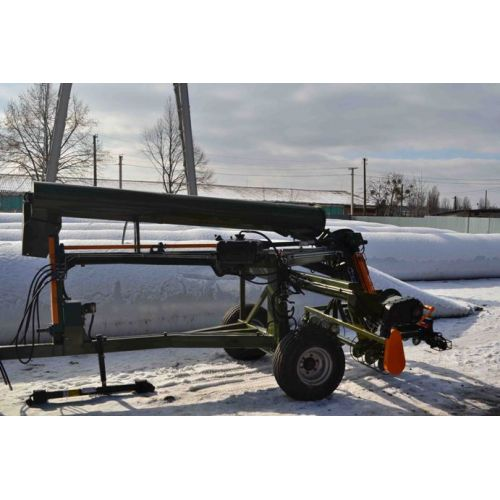 Зерно-розпакувальна машина ЗРМ-180 NEW | t-i-t.com.ua